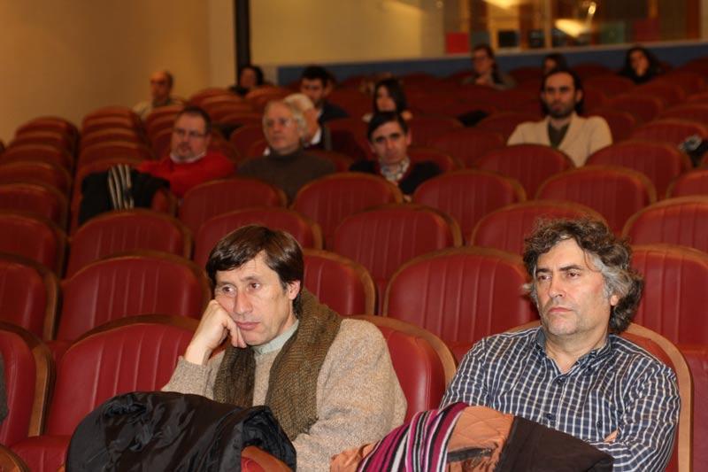 XIII Conferencia Anual Plácido Castro 2012