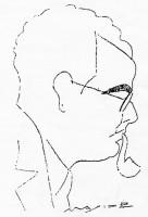 Caricatura de Maside