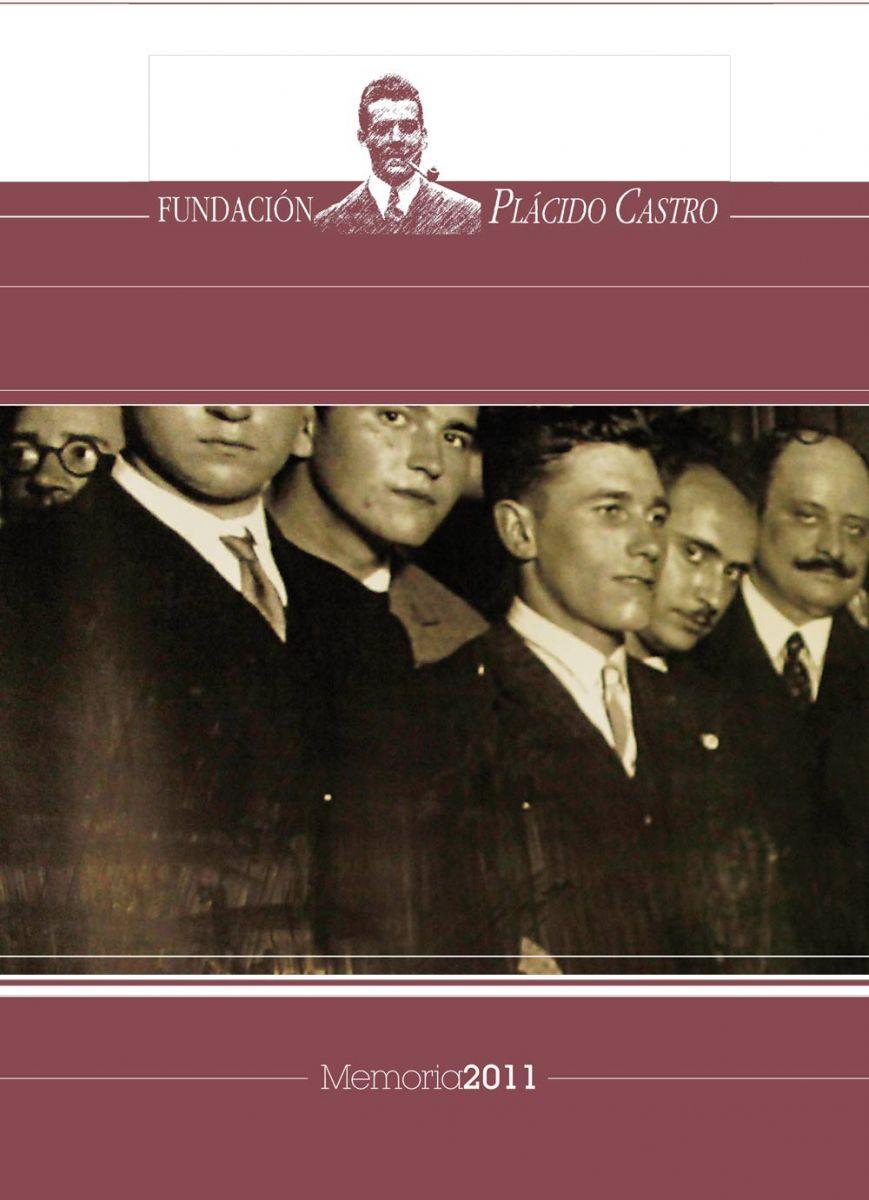 Memoria de actividade da Fundación Plácido Castro 2011