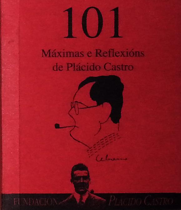 Libro '101 Máximas de Plácido Castro'