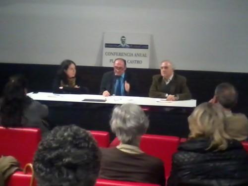 XIV Conferencia Anual Plácido Castro