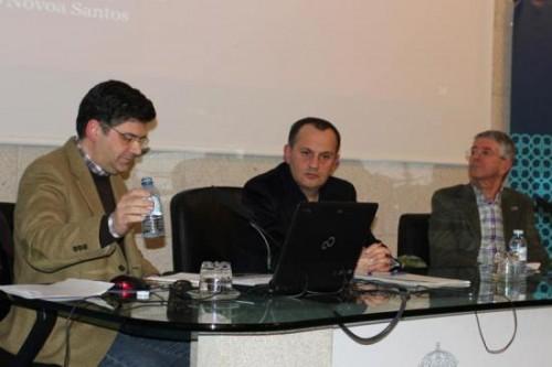 25 de Xaneiro de 2012 - XIII Conferencia Anual Plácido Castro Saudade e Galeguismo