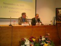 No Congreso sobre Plácido Castro celebrado en 2005