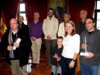 Entrega en Vilagarcía de Arousa do Premio de Tradución Plácido Castro (XI edición). 1-12-2012