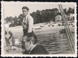En Coruxo, aprox. 1940