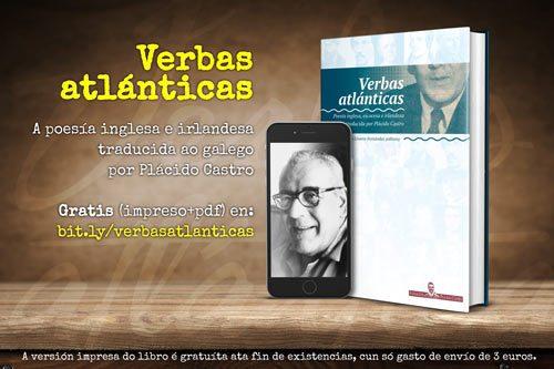 """Libro """"Verbas altánticas"""""""