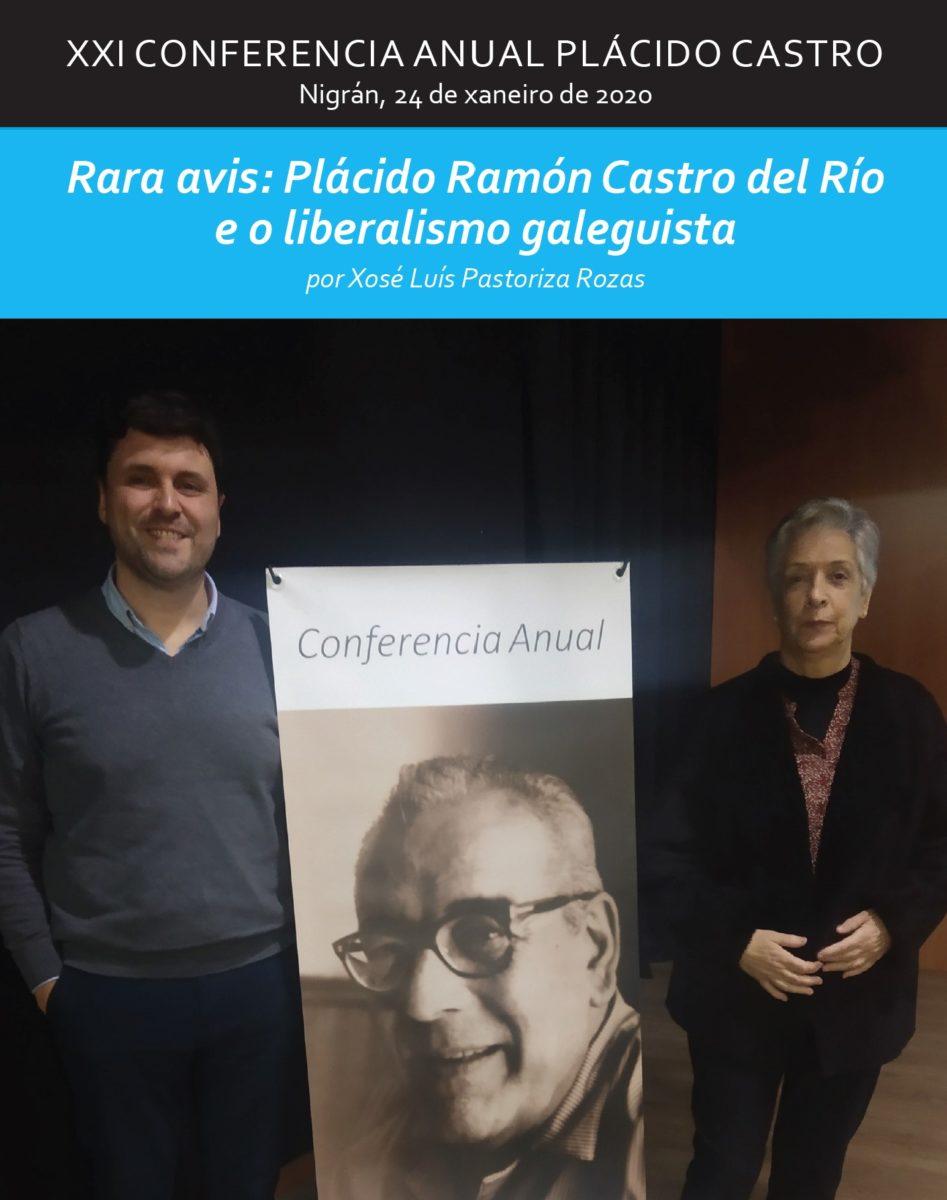 XXI Conferencia Anual Plácido Castro